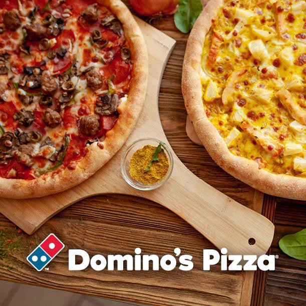 10% off pizza